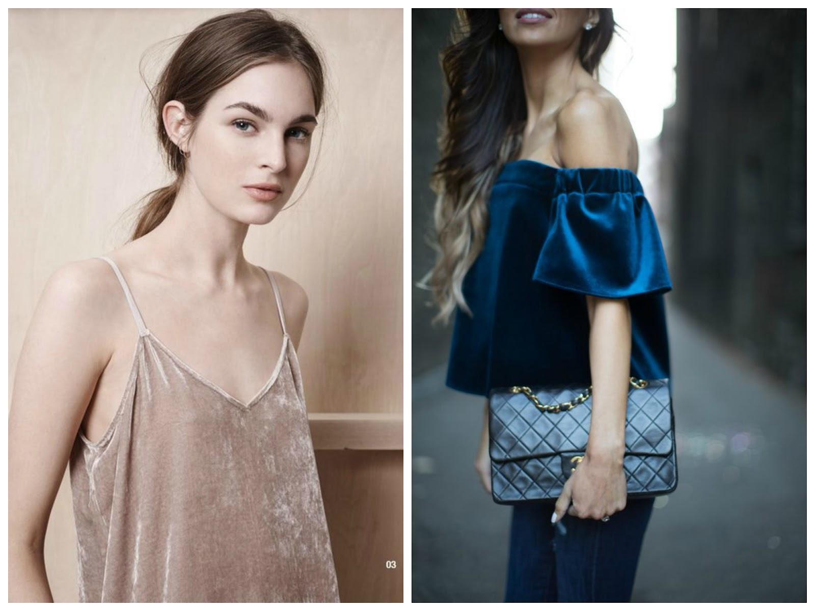 Alina Ermilova Blog | Velvet Trend