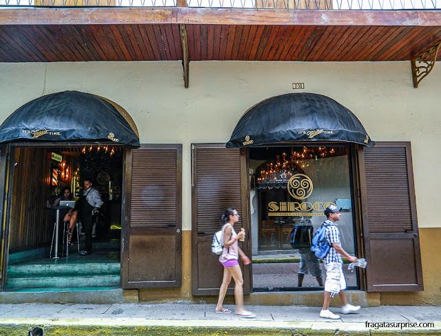 Restaurante Siroco Panamá, Centro Histórico da Cidade do Panamá