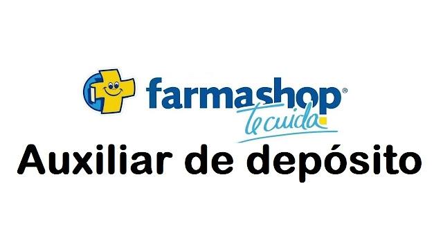 Auxiliar de Depósito - Farmashop