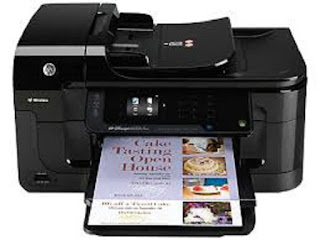 Image HP Officejet 6500A E710n Plus Printer
