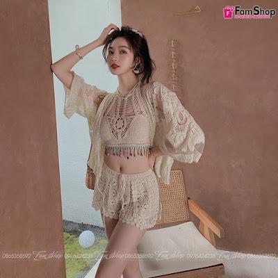 Bikini đan móc BKN2