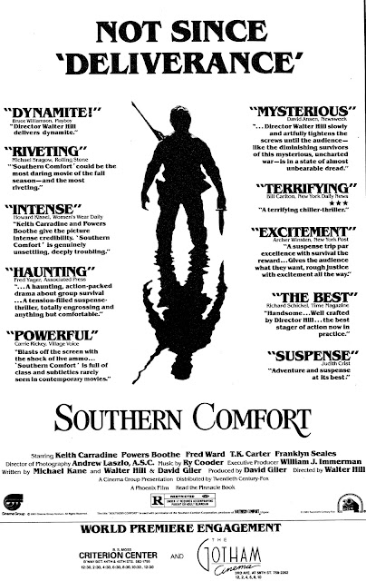 The 1981 Walter Hill Classic Is My Favorite Boothe Film