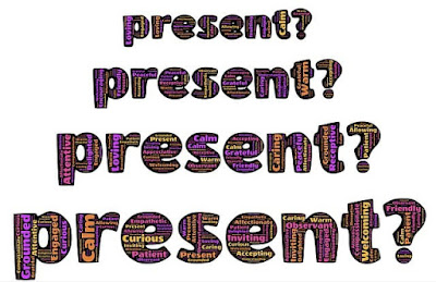 present moment, now is the key to happiness