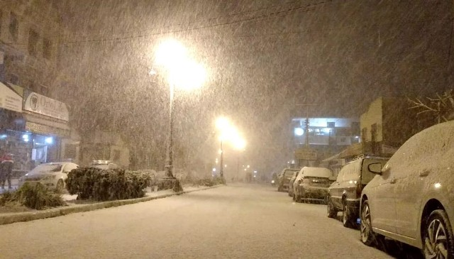 Απίστευτο: Χιόνισε στην Βραζιλία (βίντεο)