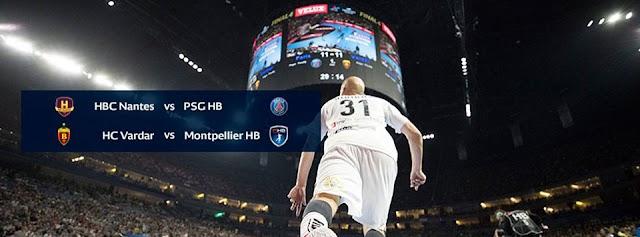 Handball CL Final4: Frankophiles Wochenende für Titelverteidiger Vardar Skopje