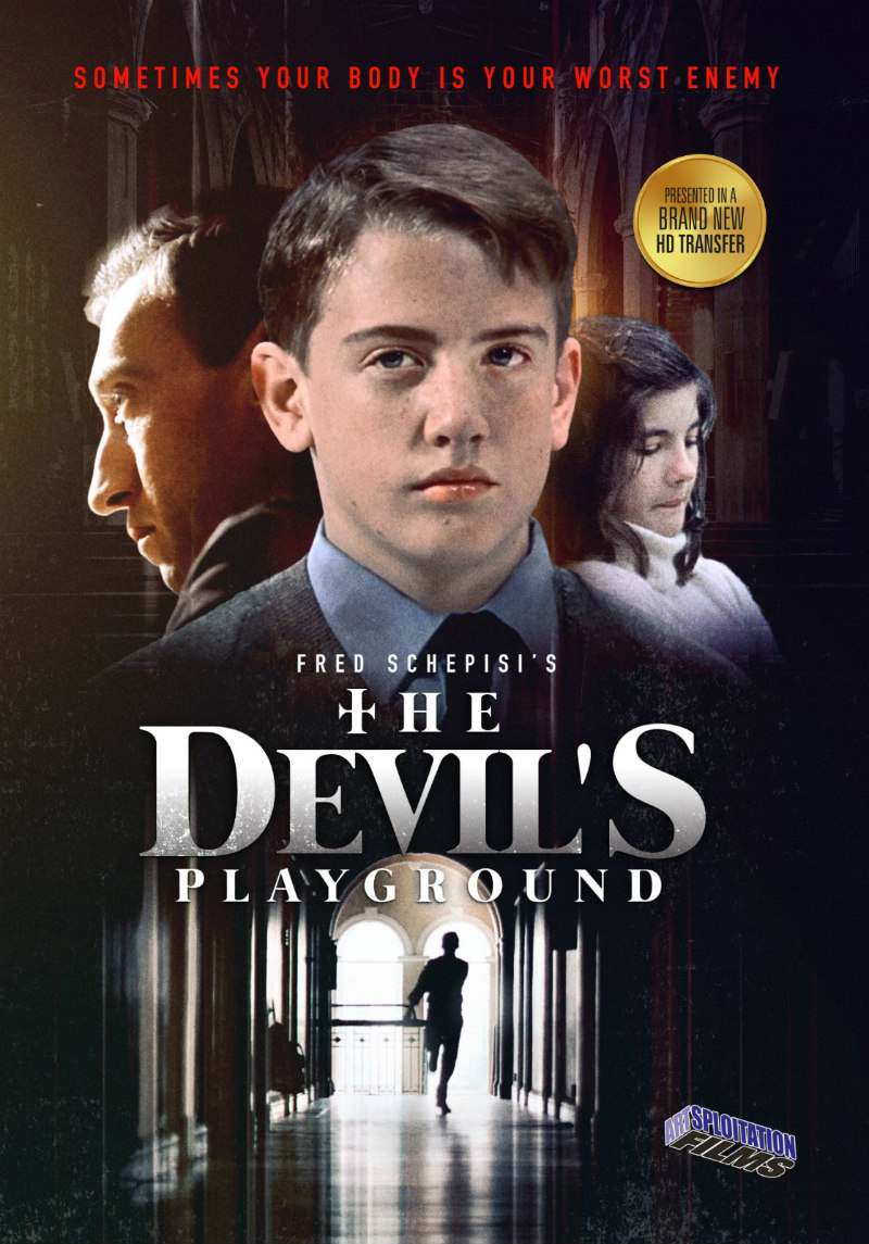 the devil's playground dvd
