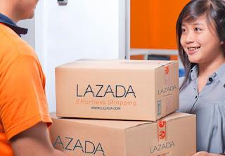 Lowongan Kerja Kurir Lazada Express Desember 2020