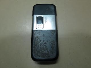 Nokia 6233 Rusak Buat Kanibalan