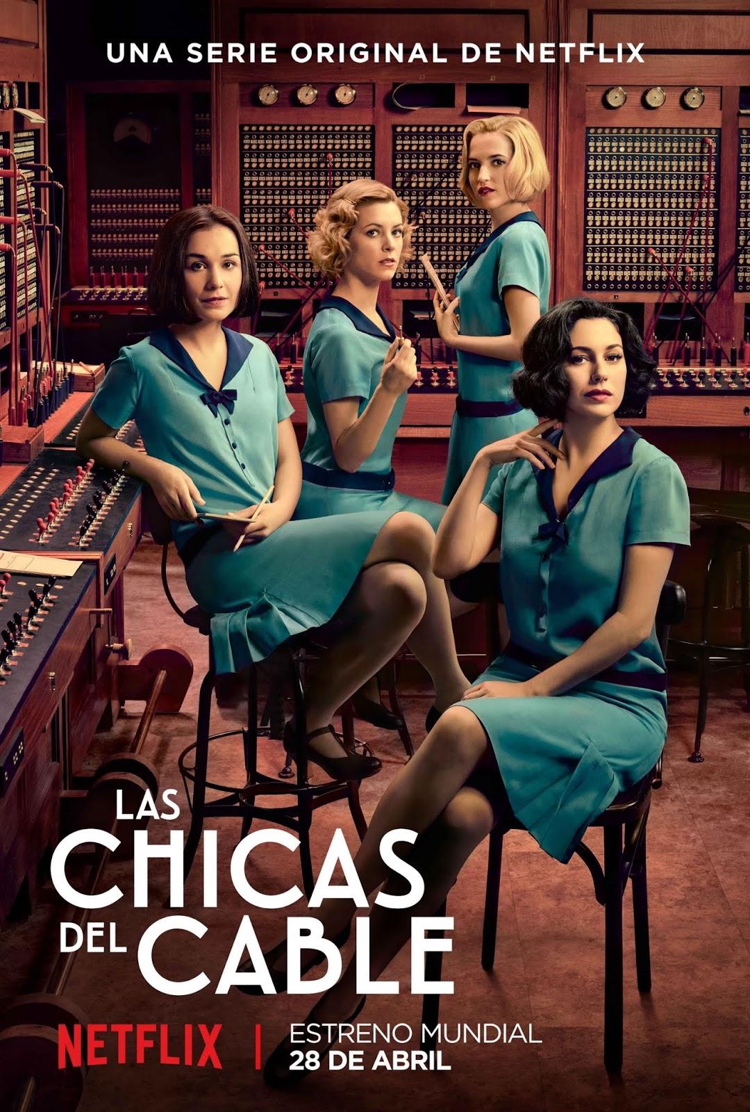 Las Chicas Del Cable Temporada 1 HD 720p Castellano