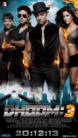 film india dhoom 3