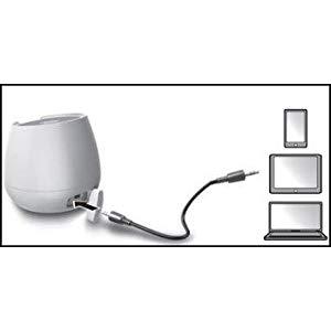 HP S6500 Wireless Mini Speakers White