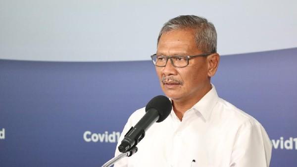 Pernyataan Lengkap Pemerintah Soal Kasus Positif Corona di RI Tembus 17.514