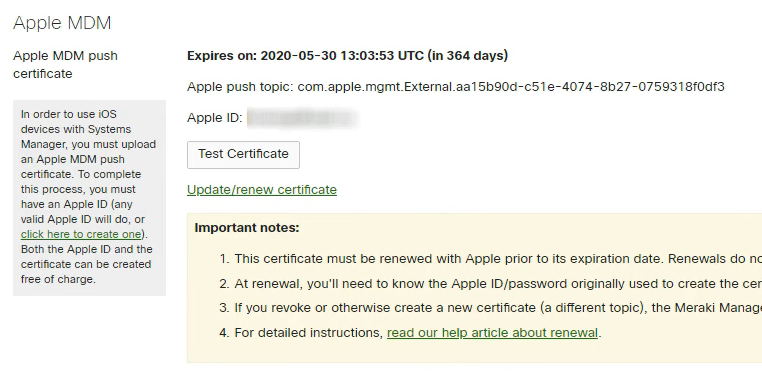 The OptionKey Blog: How to renew the Apple Push Certificate