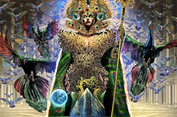 WONDER WOMAN HISTORIA: THE AMAZONS - 3