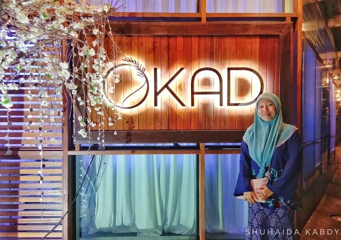 Majlis Resepsi Perkahwinan di OKAD Event Space Shah Alam