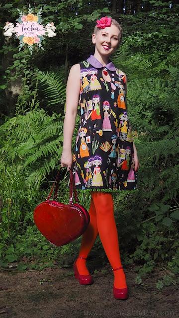 Mary Quant A-line dress