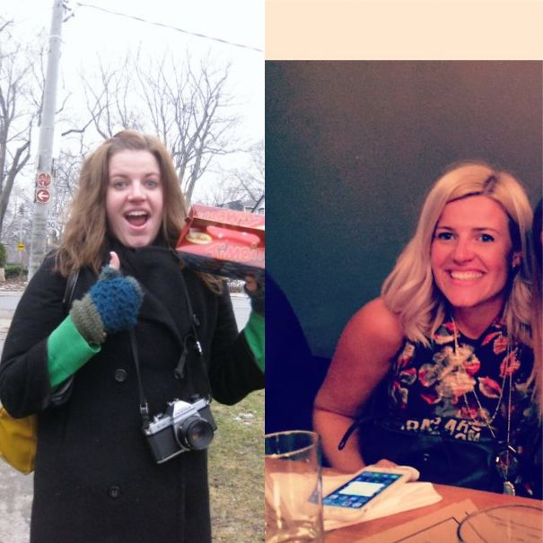 10+ Before-And-After Pics Show What Happens When You Stop Drinking - 5 Years!