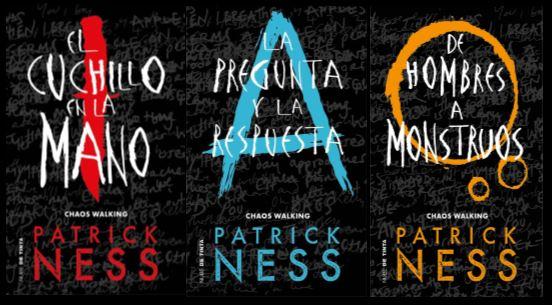 Chaos walking de Patrick Ness