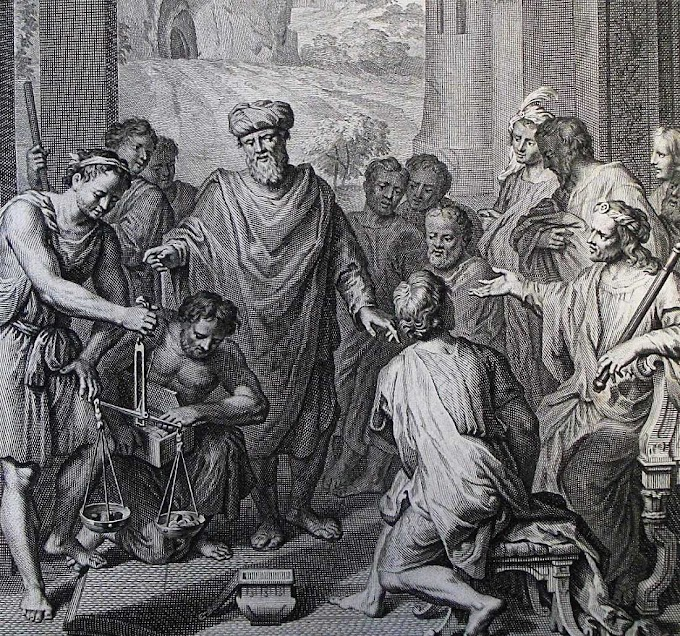 """¿Por qué Abraham """"pesó"""" el dinero, en vez de """"contarlo"""", cuando compró Macpela?"""