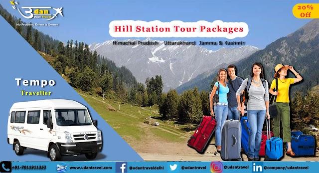 Himachal Holiday - Himachal Tour Package From Delhi | Shimla Manali Kufri Kullu