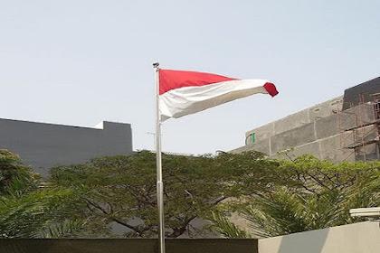 Berapa Ideal Tinggi Untuk Tiang Bendera Di Rumah Tinggal?