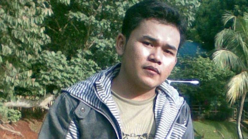 Tampang Abdul Rozak (Abu Uwais)