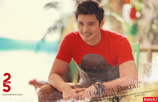 Dingdong Dantes Bench Summer 2012