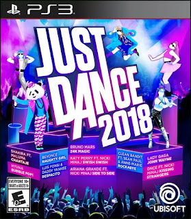 JUST DANCE 2018 PS3 TORRENT