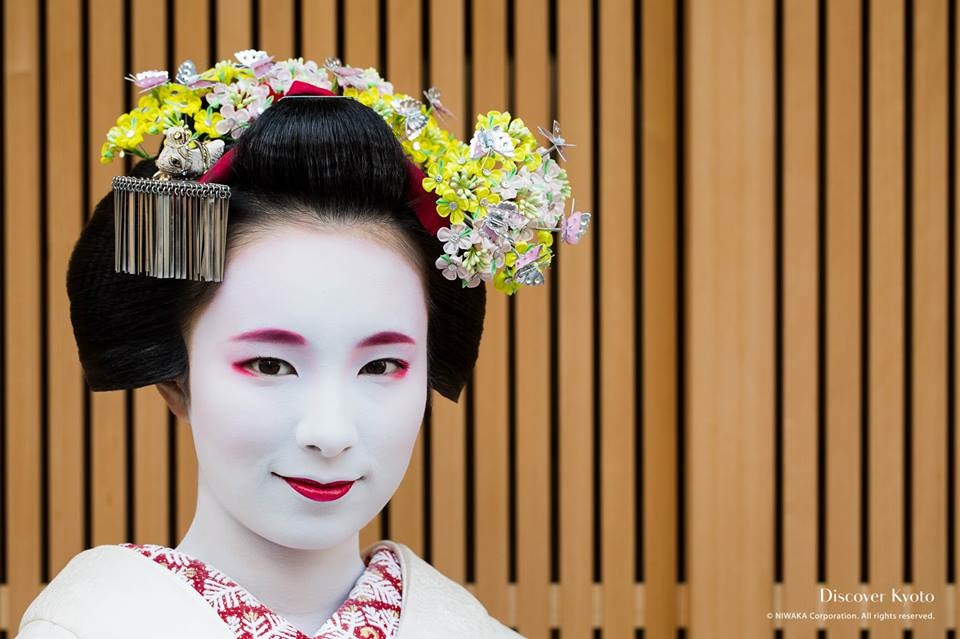 How To Differentiate Between a Geiko to a Maiko?