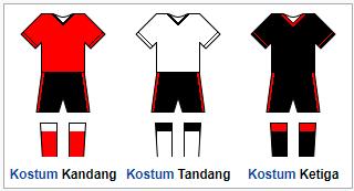 Tiga Costum Bali United