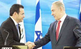 Guatemala opens embassy in Jerusalem