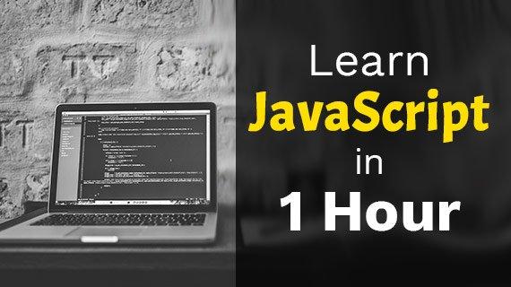 JavaScript Tutorial: Learn JavaScript Fundamentals in 1 Hour