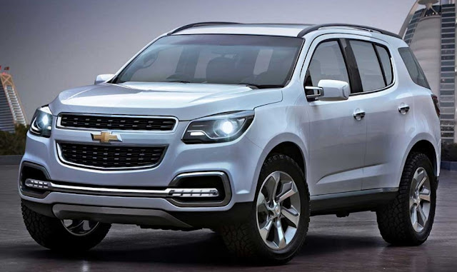 New Chevrolet Trailblazer Launched in India