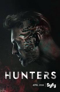 Cazadores Temporada 1 Poster