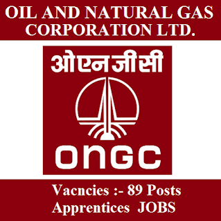 Oil and Natural Gas Corporation Limited, ONGC, AP, Andhra Pradesh, Apprentice, 10th, ITI, freejobalert, Sarkari Naukri, Latest Jobs, ongc logo