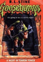 Goosebumps #27 A Night in Terror Tower PDF Download