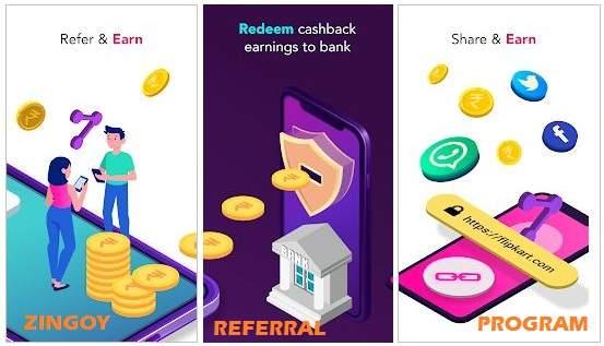 Zingoy App Referral Code 2020 : Earn Rs 50 Cashback