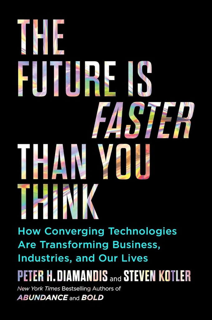 The Future Is Faster Than You Think by Peter Diamandis Ebook Download