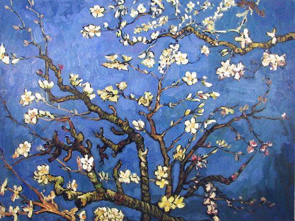 Basic Drawing 2012 Almond Blossoms