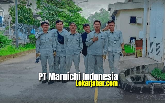 Lowongan Kerja PT Maruichi Indonesia 2021