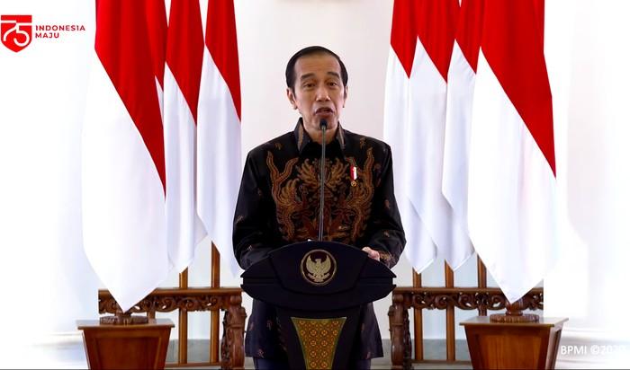 Siapa Penegak Hukum Pemeras Eksekutif yang Disindir Jokowi?