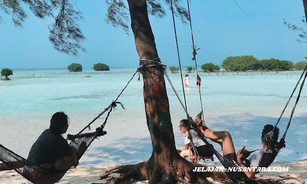 paket wisata one day trip pulau pari kepulauan seribu selatan
