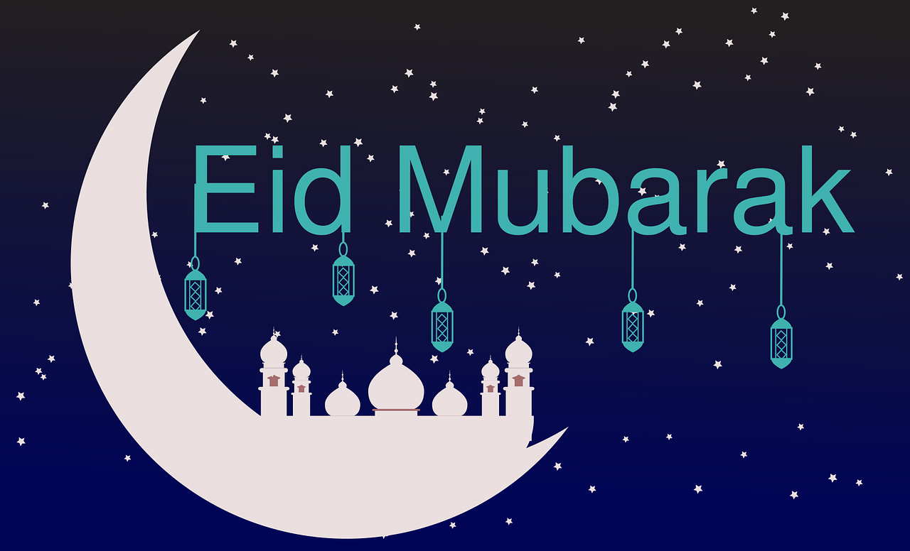 Eid Mubarak (Eid Ul Fitr) Images and Pictures 2020 Download