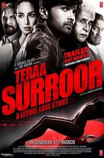Teraa Surroor 2016 Hindi 800MB DVDRip 720p ESubs