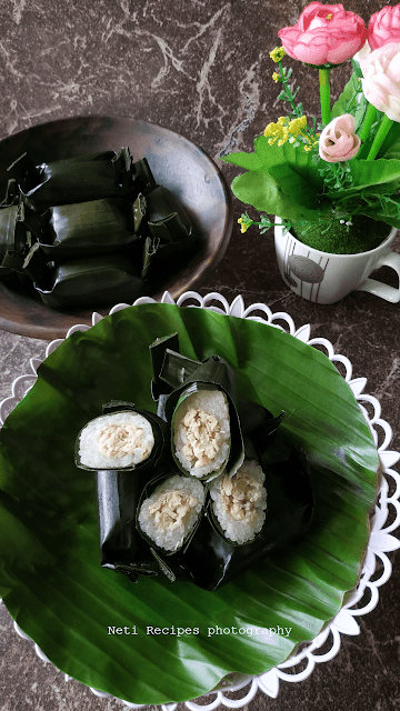 Kue Lemper Ayam @NetiRecipes