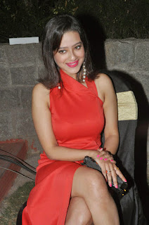 Actress Madalasa Sarma Latest Cute Spicy Pictures Gallery At Ramleela Movie Platinum Disc Function (9)