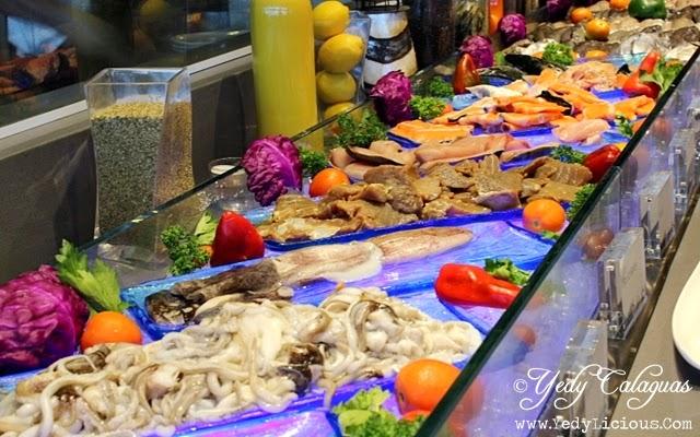 Fresh Meats at Vikings Buffet SM Megamall