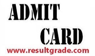 GSRTC Admit Card 2016