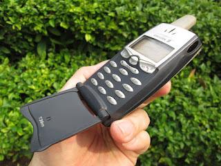 Hape Jadul Ericsson T39 Mulus Kolektor Item