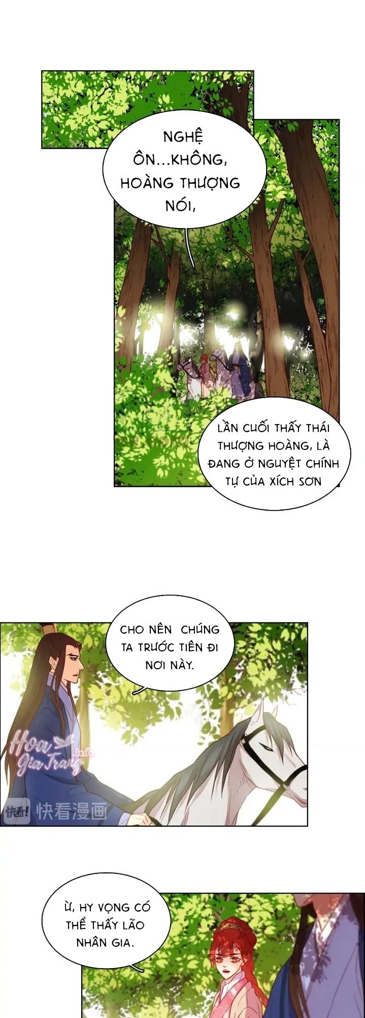 Ác nữ hoàng hậu chap 127 - Trang 16